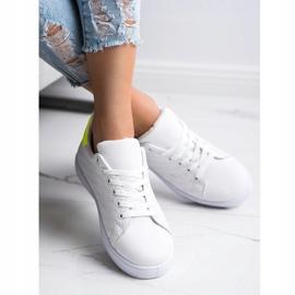 SHELOVET Original Low Sneakers white 3