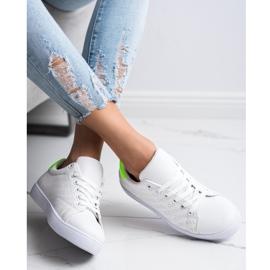 SHELOVET Original Low Sneakers white 4