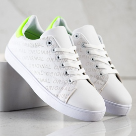 SHELOVET Original Low Sneakers white 1