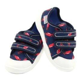 Befado children's shoes 907P133 red navy 4