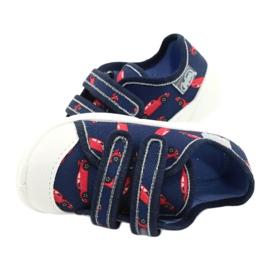 Befado children's shoes 907P133 red navy 5