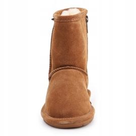 BearPaw Hickory Ii Jr.608TZ shoes brown navy blue 2