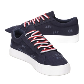 Vices 8402-13A Blue Red navy blue 2