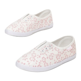 Vices T080-41 White pink 1