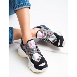 SHELOVET Sport Fashion colorful sneakers multicolored 1