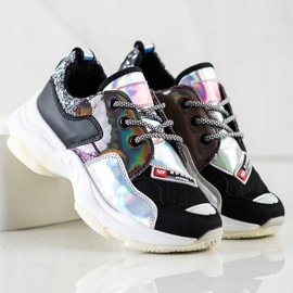 SHELOVET Sport Fashion colorful sneakers multicolored 3