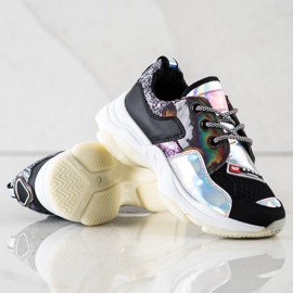 SHELOVET Sport Fashion colorful sneakers multicolored 4