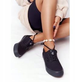 Women's Sneakers Big Star FF274164 Black 2