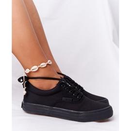 Women's Sneakers Big Star FF274164 Black 3