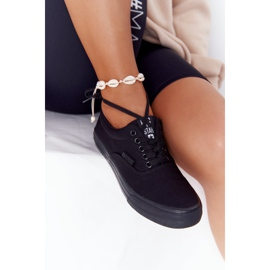 Women's Sneakers Big Star FF274164 Black 5