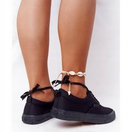 Women's Sneakers Big Star FF274164 Black 7