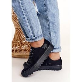 Women's Sneakers Big Star FF274248 Black 7