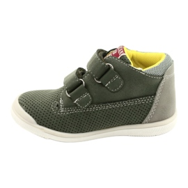American Club Sport Shoes With Velcro GC12 Green 1