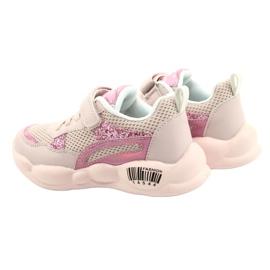 American Club Fashionable Halogen Sport Shoes ES23 / 21 pink 4