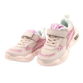 American Club Fashionable Halogen Sport Shoes ES23 / 21 pink 2