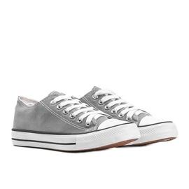 Destini classic low sneakers grey 1