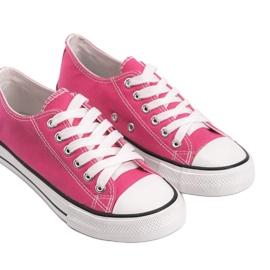 Destini classic pink low sneakers 2