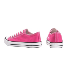 Destini classic pink low sneakers 3