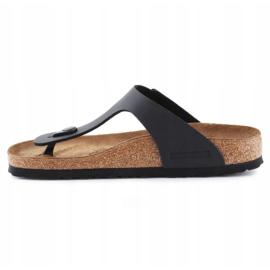 Birkenstock Gizeh W 0043693 flip-flops black 4