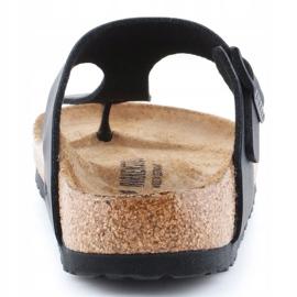 Birkenstock Gizeh W 0043693 flip-flops black 5
