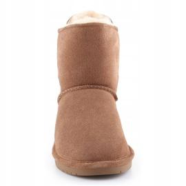 BearPaw Mia Jr 2062Y-220 Hickory Ii shoes white brown 1