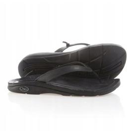 Chaco Locavore Black Flip-flops Wmn J102208 2