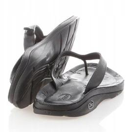 Chaco Locavore Black Flip-flops Wmn J102208 4