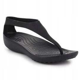 Crocs Serena Flip W 205468-060 black 3
