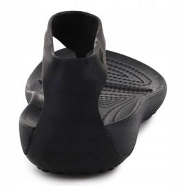 Crocs Serena Flip W 205468-060 black 5