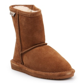 BearPaw Emma Toddler 608TZ Winter shoes brown black 3