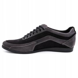 Polbut Men's casual shoes 2101P gray grey 1