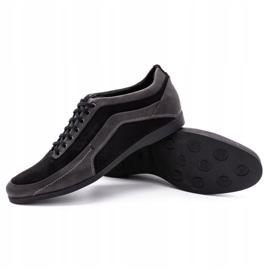 Polbut Men's casual shoes 2101P gray grey 3