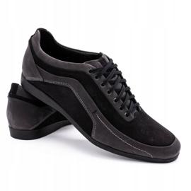 Polbut Men's casual shoes 2101P gray grey 4