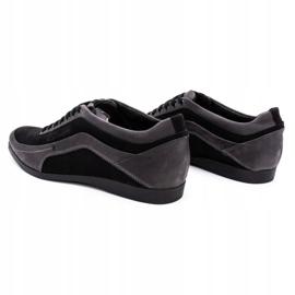 Polbut Men's casual shoes 2101P gray grey 7