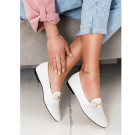 Seastar Elegant Loafers white 3