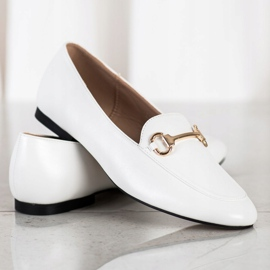 Seastar Elegant Loafers white 1
