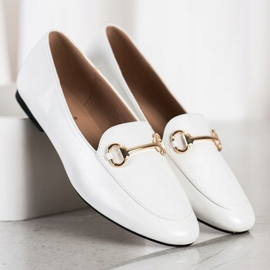 Seastar Elegant Loafers white 4