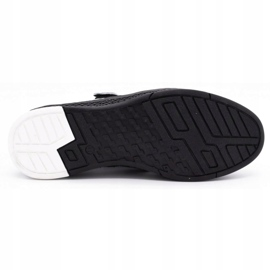 Polbut Men's casual leather shoes 2102L white 8