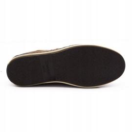 Polbut 1801 brown casual men's shoes 1