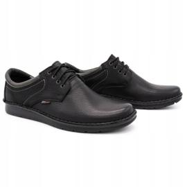 Kampol Men's casual shoes 11/27 black 2