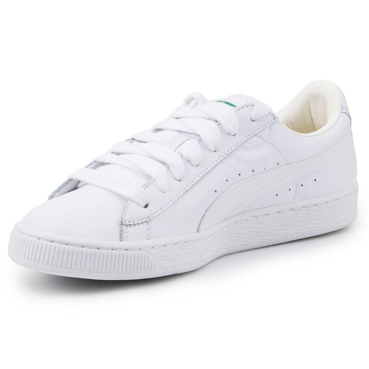 Puma Basket Classic Lfs M 354367 17 shoes white