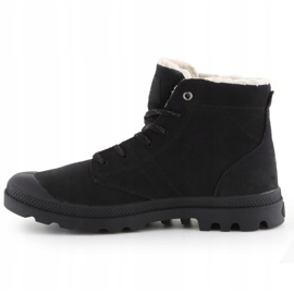 Shoes Palladium Plbrs M 05981-001-M black 4