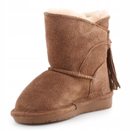 Bearpaw Mia Toddler Jr.2062T-220 Hickory Ii Shoes brown 2