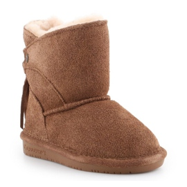 Bearpaw Mia Toddler Jr.2062T-220 Hickory Ii Shoes brown 3