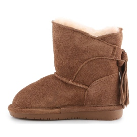 Bearpaw Mia Toddler Jr.2062T-220 Hickory Ii Shoes brown 4