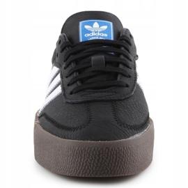 Adidas Sambarose W B28156 shoes white black 1
