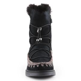 Geox J Thymar GB Jr J944FB-00022-C9999 winter shoes brown blue 1
