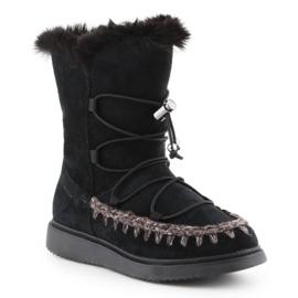 Geox J Thymar GB Jr J944FB-00022-C9999 winter shoes brown blue 3