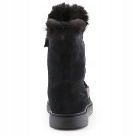Geox J Thymar GB Jr J944FB-00022-C9999 winter shoes brown blue 5