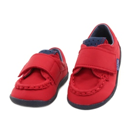 Mazurek Red Velcro Loafers 113 navy blue 1